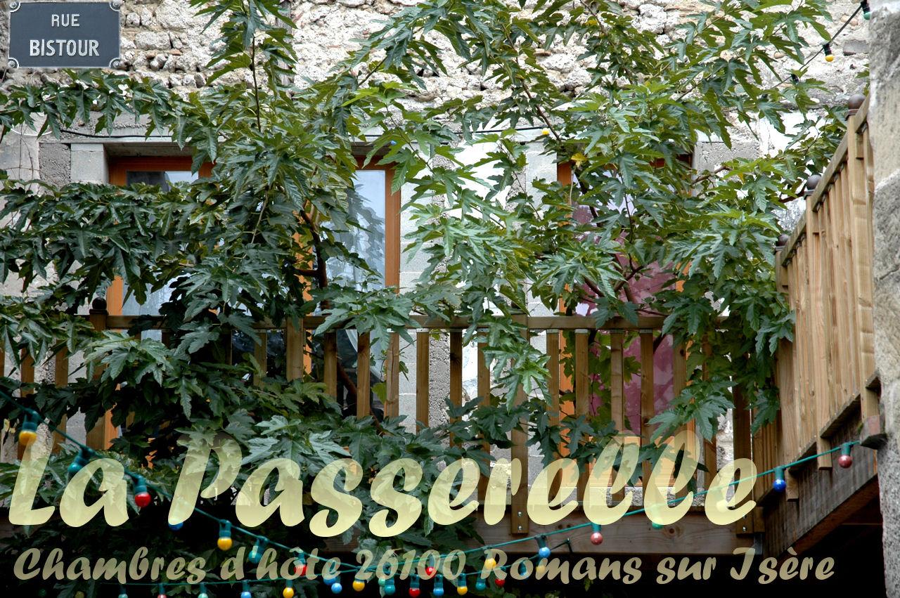Accueil sur la passerelle chambres d 39 hotes romans sur isere - Chambres d hotes romans sur isere ...